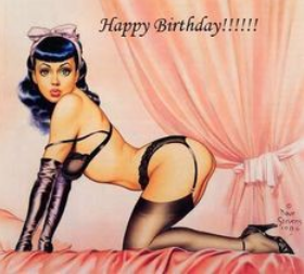 DENVER DOMINATRIX BIRTHDAY WISH
